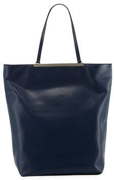 French Connection Ruby North-South Faux-Leather Tote