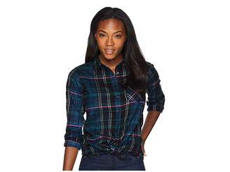 Mountain Khakis Penny Plaid Tunic Shirt