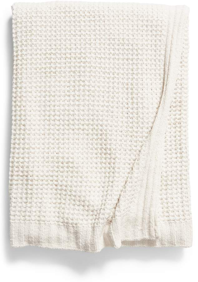 Barefoot Dreams CozyChic(TM) Waffle Knit Throw