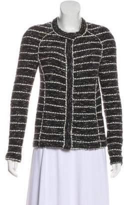 Etoile Isabel Marant Long Sleeve Knit Jacket