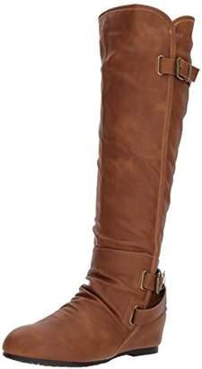 Akris DREAM PAIRS Women's Knee High Boot