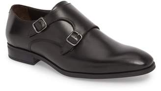 To Boot Benjamin Double Monk Strap Shoe