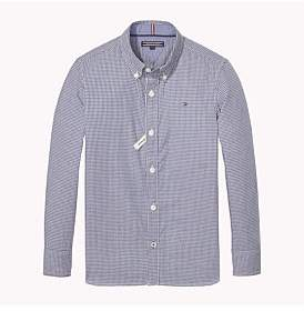 Tommy Hilfiger Ame Mini Gingham L/S Shirt (Boys 8-14 Years)