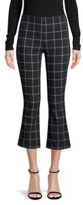 Bailey 44 Pirozhki Cropped Plaid Pants