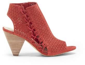 Vince Camuto Elison – Laser-cut Cone-heel Sandal