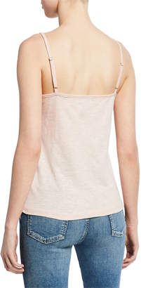 525 America Cotton Slub Cami