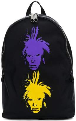 Calvin Klein Jeans Warhol Portrait Campus backpack