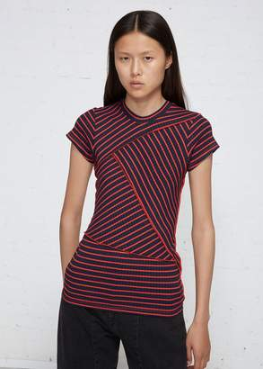 Rachel Comey Striped Patch Tee