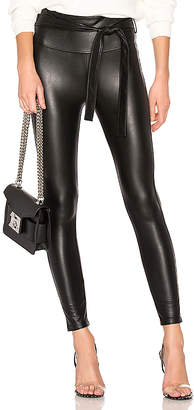 David Lerner Elliot Belted High Waisted Legging
