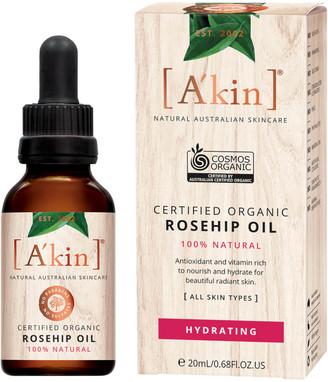 Akin A'kin Certified Organic Rosehip Oil 20ml
