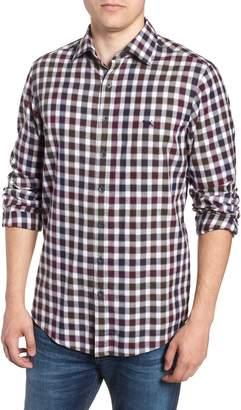 Rodd & Gunn Harvest Ave Regular Fit Flannel Sport Shirt
