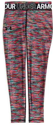 Under Armour Girls' HeatGear Leggings - Big Kid