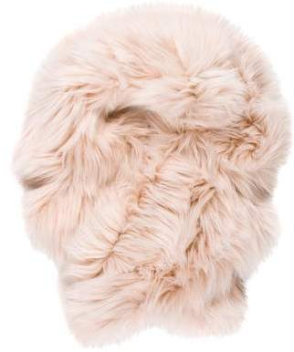 RED Valentino Faux Fur Collar w/ Tags