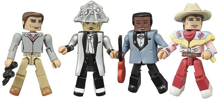 Diamond select toys Back to the Future Minimates 1955 Box Set by Diamond Select Toys