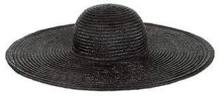 Ralph Lauren Wide Brim Straw Hat