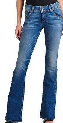Hudson Women's Jean Signature Midrise Bootcut Jean Olympic BLVD WM170DLQ OBLD