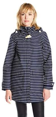 Joules Women's Haven Waterproof Hooded Jacket