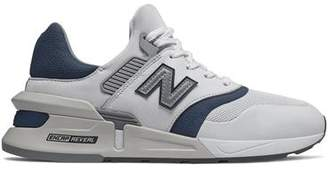 New Balance 997 Sport White with Moroccan Tile