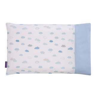 Clevamama Replacement Baby Pillow Case (Grey)
