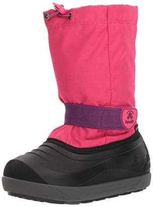 Kamik Girls' JETWP Snow Boot