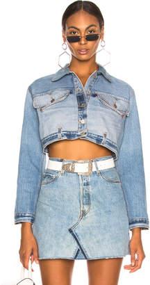 RE/DONE LEVI'S Oversized Jacket