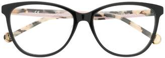 Carolina Herrera Ch cat eye glasses