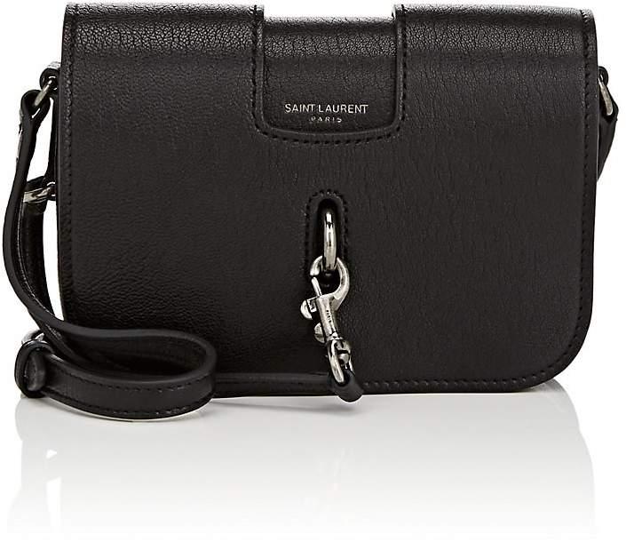 Saint Laurent Women's Charlotte Toy Leather Messenger Bag