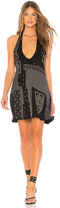 Free People Country Nights Embellished Dress