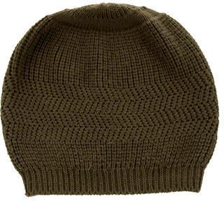 Marc JacobsMarc Jacobs Wool Rib Knit Beanie