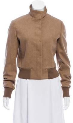 Calvin Klein Casual Wool Jacket