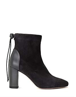 Stuart Weitzman Wolfe Knot Detail Ankle Boot