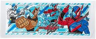 Bandai (バンダイ) - (バンダイ)BANDAI(バンダイ) 仮面ライダービルド スポーツタオル(約40×100cm) 2885163 キャラクターカラー 40×100cm