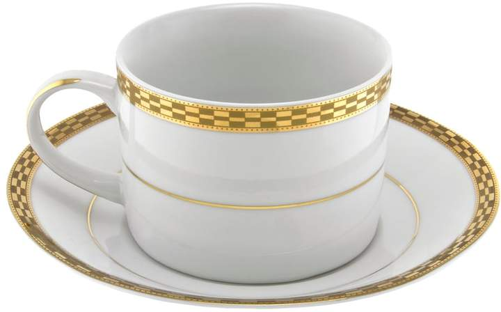 10 Strawberry Street Athens 12-pc. Cup and Saucer Set