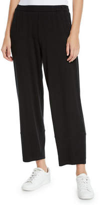 Eileen Fisher Tencel® Terry Lantern Ankle Pants, Plus Size