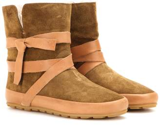 Isabel Marant Nygel suede boots