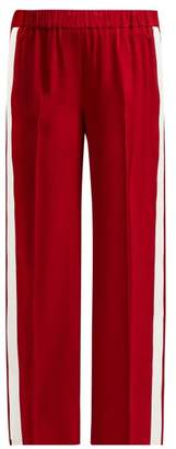 Elizabeth and James Kelly Striped Track Pants - Womens - Red White