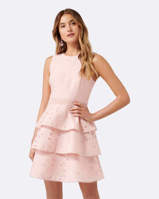 Forever New Blossom Tiered Prom Dress
