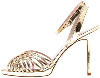 Kate Spade New York Farryn Ankle-Strap Heel $358 thestylecure.com