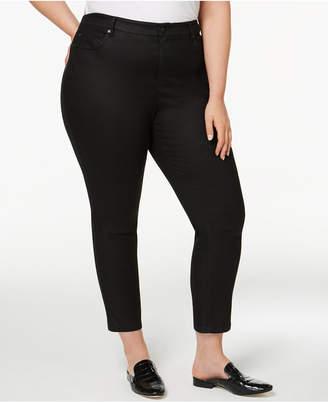 Eileen Fisher Plus Size Skinny Jeans