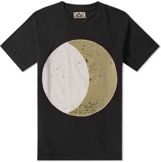 Blue Blue Japan Crescent Moon Tee