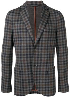 Loro Piana checked blazer