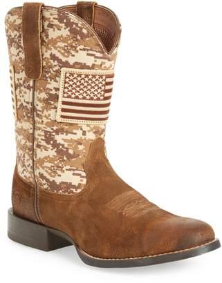 Ariat Sport Patriot Cowboy Boot