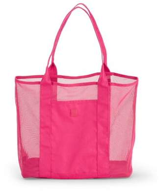 5b2dcc506 Ev1 From Ellen Degeneres Large Beetroot Pink Beach Tote