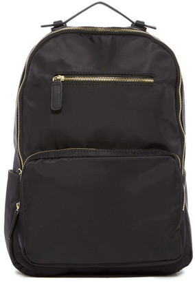 Madden Girl Nylon Zip Backpack $68 thestylecure.com