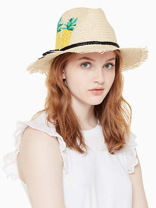 Kate Spade Pineapple trilby