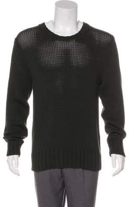 Ralph Lauren Black Label Knit Crew Neck Sweater w/ Tags