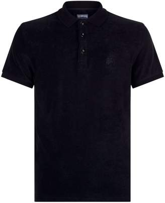 Vilebrequin Pavois Terry Cotton Polo Shirt