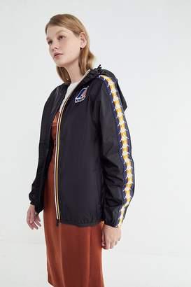 K-Way Kappa X Le Vrai Claude Zip-Up Jacket