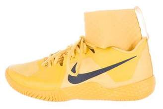 Nike High-Top Canvas Sneakers