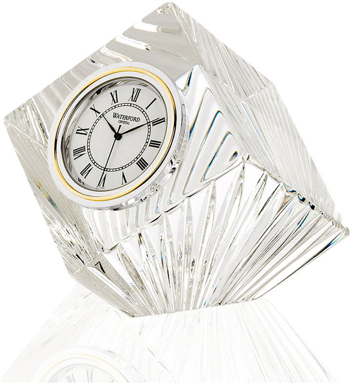 Waterford Gifts, Crystal Meridian Clock